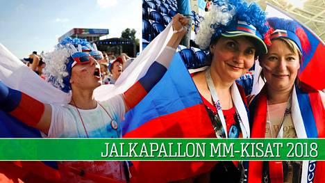 Kisahuuma on viimein herännyt Venäjällä – kiitos kahdella voitolla avanneen maajoukkueen.