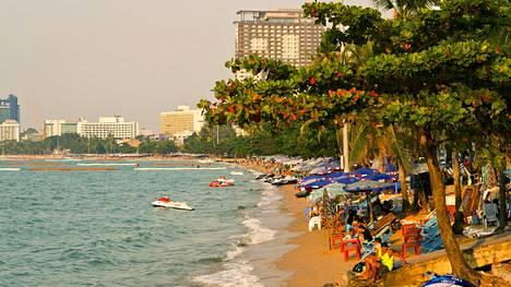 Maailman hiihtopomot kohtaavat näissä Pattayan maisemissa toukokuussa 2020.