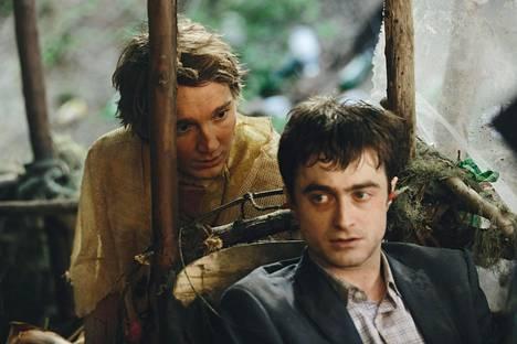 Swiss Army Man -elokuvan pääosissa nähdään Paul Dano ja Daniel Radcliffe.