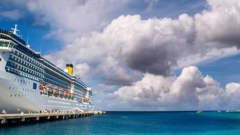 Risteilyn käsite saa Karibialla aivan uuden ulottuvuuden.
