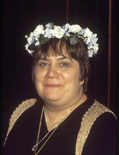 Valkama oli Vuoden Eeva 1980.