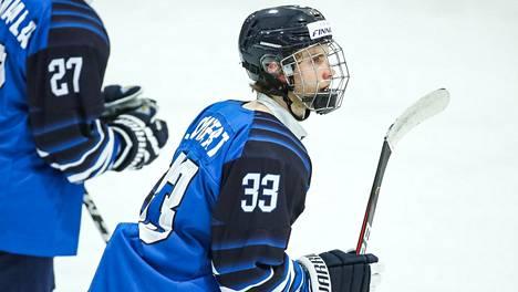 Suomen ykköspyssy Brad Lambert syötti kaksi maalia.