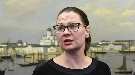 Minna Arve on toiminut Turun kaupunginjohtajana vuodesta 2017.
