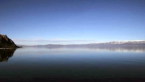Ohridjärvi on Unescon maailmanperintölistalla.