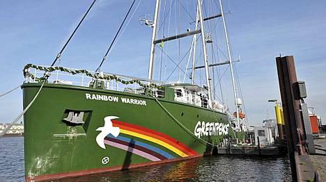 Rainbow Warrior III