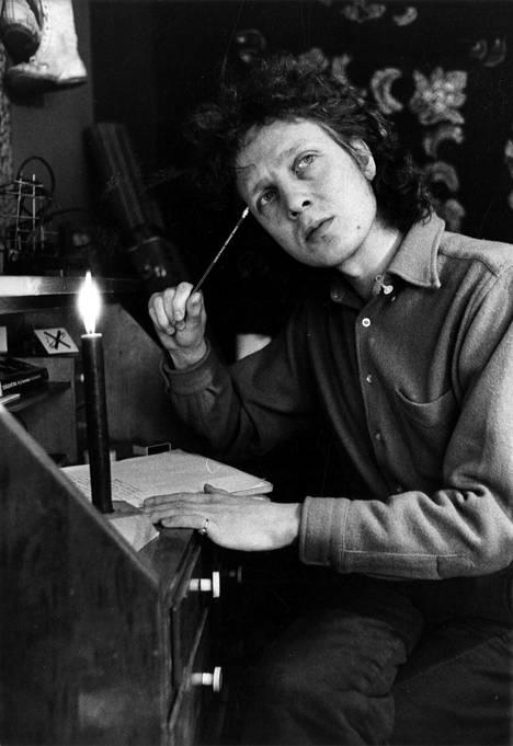 Pave Maijanen vuonna 1981.