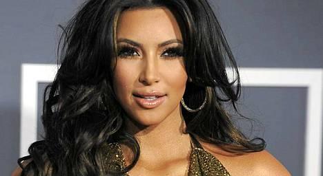 Kim Kardashian joutui pukunsa kanssa paniikkiin.