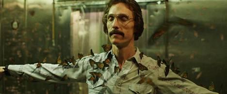 Dallas Buyers Clubissa nähtiin itsensä luurangoksi kuihduttanut Matthew McConaughey.