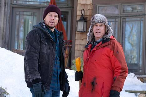 Mark Wahlberg ja Will Ferrell elokuvassa Daddy's Home 2.