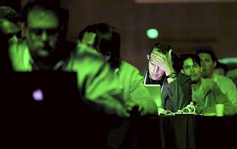 USA:n San Franciscossa on järjestetty suuri tietotekniikkakonferenssi nimeltä TechCrunch Disrupt.