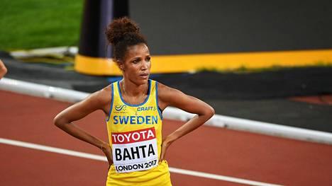 EM-pronssia voittanutta Meraf Bahtaa ei nähdä Tampereella.