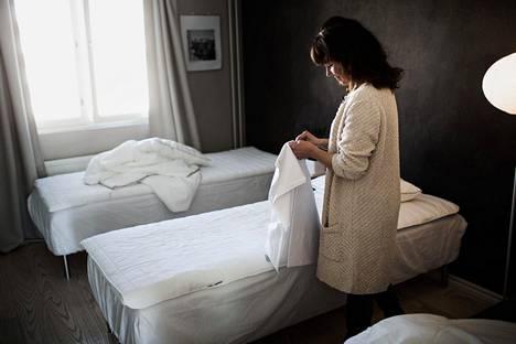 Majoituspalvelu Airbnb:n kautta lisätuloja oli saanut 0,2 prosenttia koko väestöstä eli noin 9000 henkeä.
