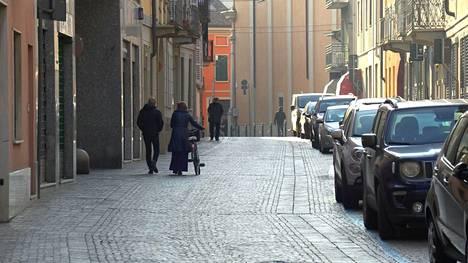 Viranomaiset pyysivät Codognon kylän asukkaita välttämään julkisilla paikoilla liikkumista.