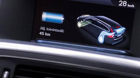 Alle 65 grammaa kilometrillä päästävien autojen vero keveni peräti 52 prosenttia.