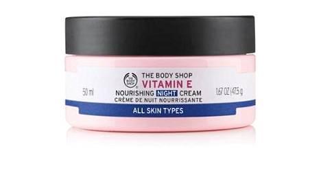 The Body Shop Vitamin Nourishing Night Cream
