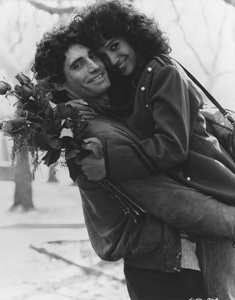 Jennifer Beals ja Michael Nouri tähdittivät rakastettua kasariklassikko Flashdancea.