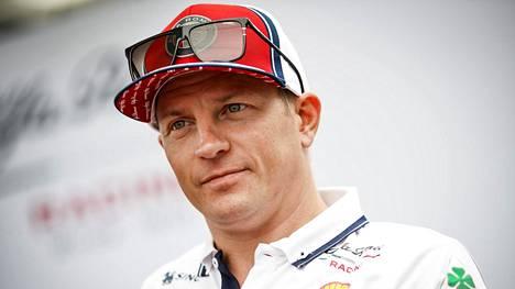 Kimi Räikkönen puhui Yahoo Sportsin haastattelussa hyväntekeväisyydestä.