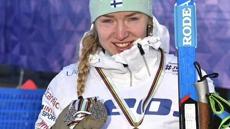 Anita Korvan huippuotteet jatkuvat.