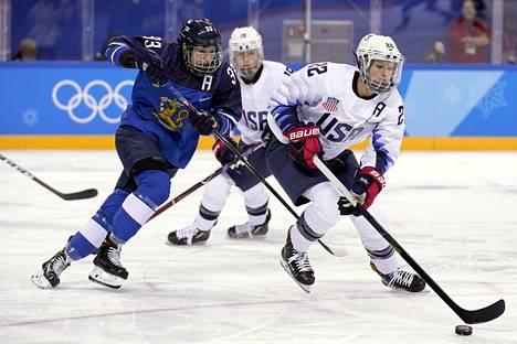 Suomi hakee revanssia USA:sta olympialaisten jääkiekon välierässä.