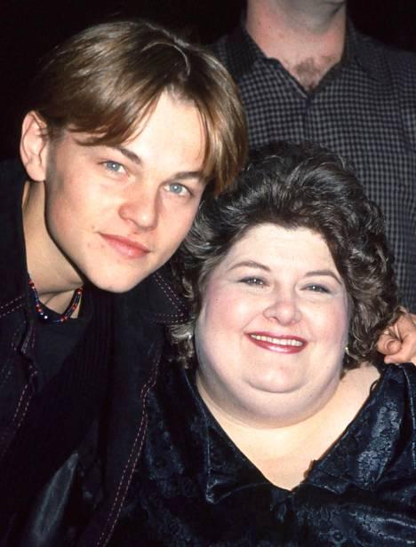 Leonardo DiCaprio ja Cates.