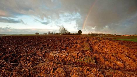 Taistelua edelsi viikon tykkituli, joka osui näille pelloille.