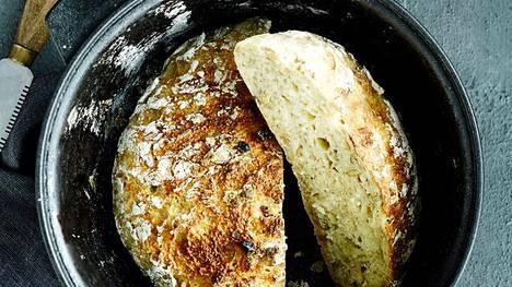 Herkullinen leipä on gluteeniton.