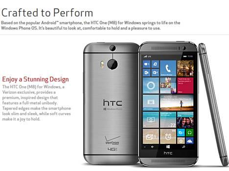 Windows Phone -älypuhelimia tekee HTC ja moni muu valmistaja, mutta Microsoftia lukuun ottamatta se on kaikille marginaalinen tuotekategoria.