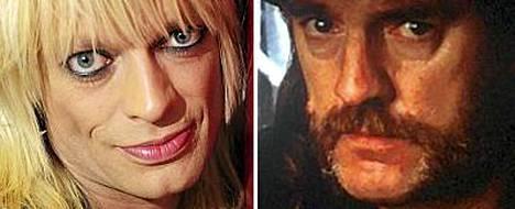 Michael Monroen soololevyllä kuullaan Motörheadin Lemmy Kilmisteriä.