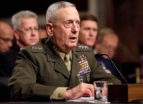 Kenraaliuransa jälkeen Mattis on toiminut muun muassa konsulttina.