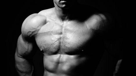 Ruotsalainen kehonrakentaja tilittää dopingin äärimmäisen kiusallisista haittavaikutuksista. Kuvituskuva.