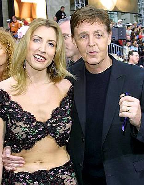 Heather Mills ja Paul McCartney riitelevät vielä Kaliforniassa sijaitsevasta huvilasta.