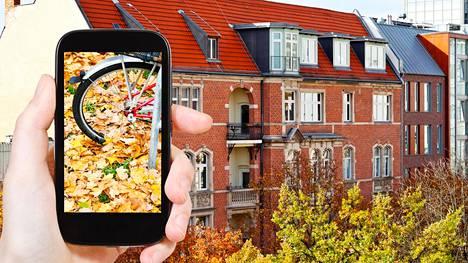 Oletko menossa asuntonäyttöön? Kamera kannattaa yksityisalueella laittaa piiloon, jos omistajan lupaa ei ole kysytty.