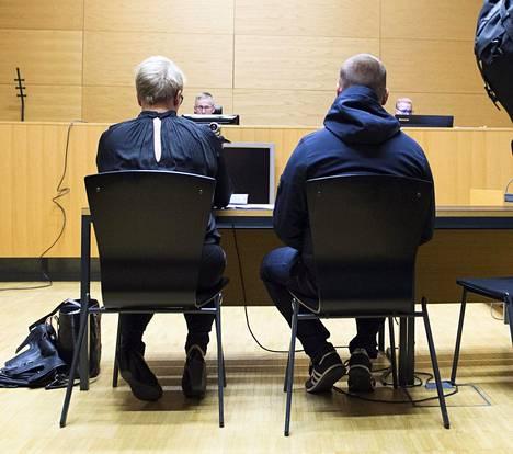 Jesse Eppu Oskari Torniaista, 26, syytetään törkeästä kuolemantuottamuksesta ja törkeästä pahoinpitelystä.
