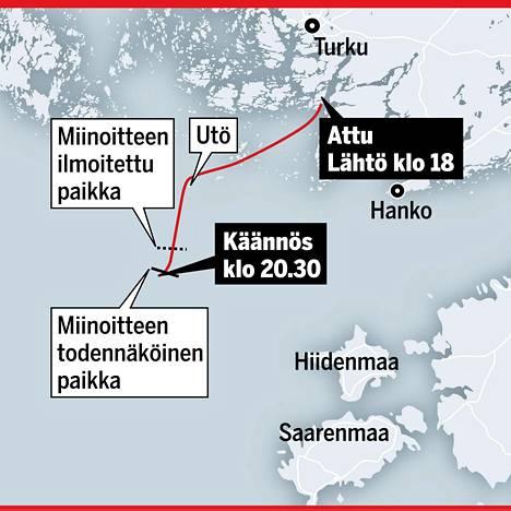 Viron saaria kohti tehdyn harhautusoperaation valmistella saksalaisten kohta alkavaa maihinnousua. Meri tiedettiin miinoitetuksi, mutta riski otettiin.