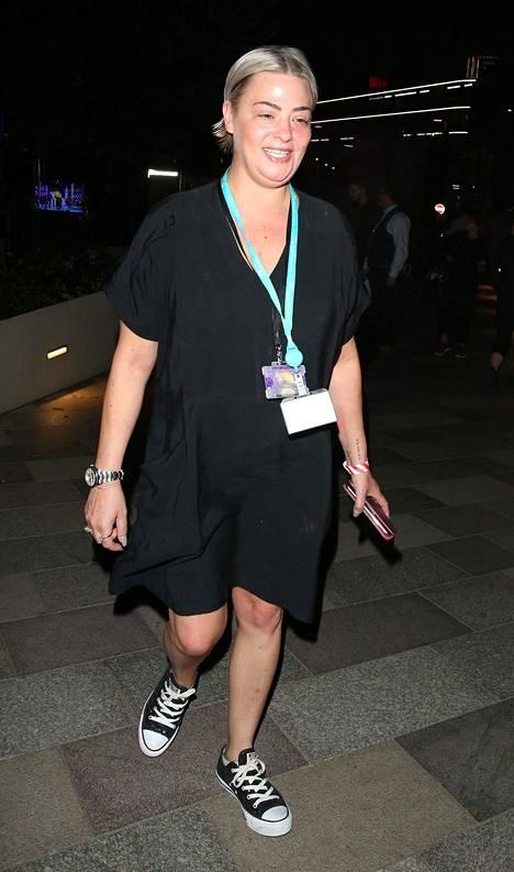 Lisa Armstrongin uskotaan saaneen avioerossa muhkeat erorahat.