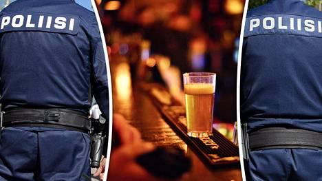 Alkoholin kulutus on pysynyt kohtuullisena viime kuukaudet, mutta etenkin maaliskuusta lähtien alkoholiin liittyvät hälytystehtävät ovat työllistäneet poliisia.