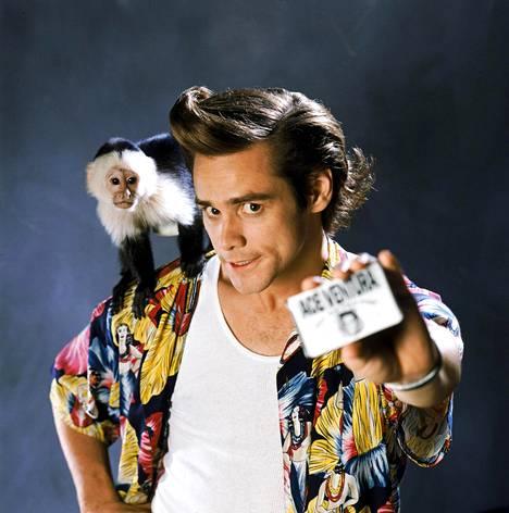 Jim Carrey on lemmikkidekkari.