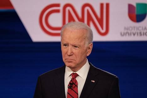 Entinen varapresidentti Joe Biden on nyt demokraattien presidenttiehdokas. Vaalit ovat 3. marraskuuta.