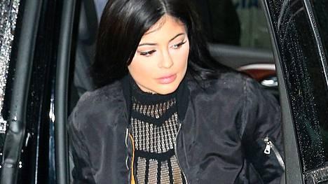 18-vuotias Kylie Jenner on Kardashianin perheen kuopus.