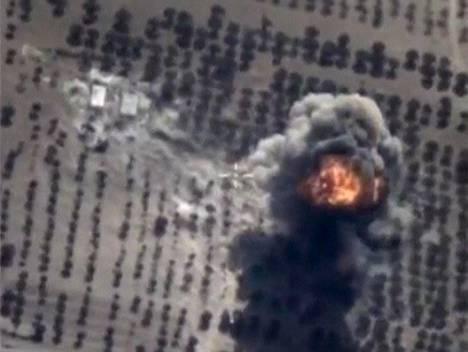 Venäjä on iskenyt ilmasta Syyriaan useiden viikkojen ajan.