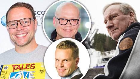 Kaikki hiihtolajit näkyvät tv:stä nyt myös ilmaiseksi – he selostavat Ylellä ja Eurosportilla penkkiurheilijan supertalven