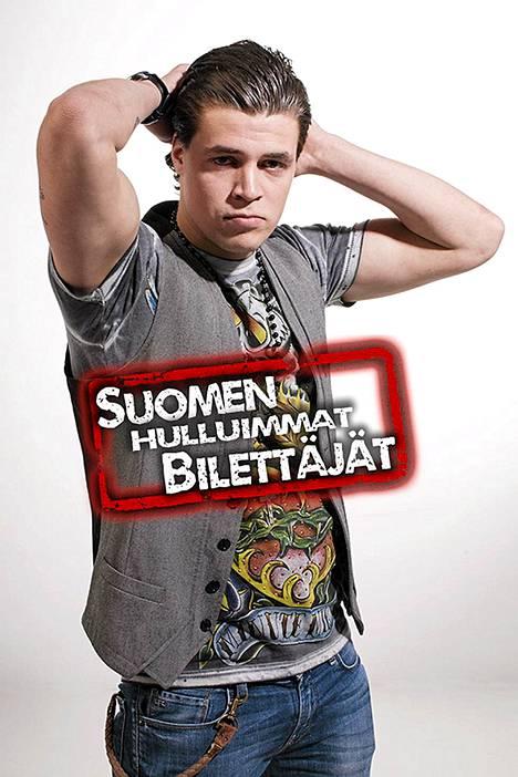 Kristian Tamminen, 22, Nurmijärvi.