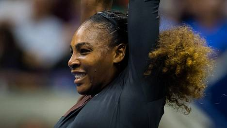 Serena Williams jyräsi jatkoon – kohtaa seuraavaksi yllätysnimen