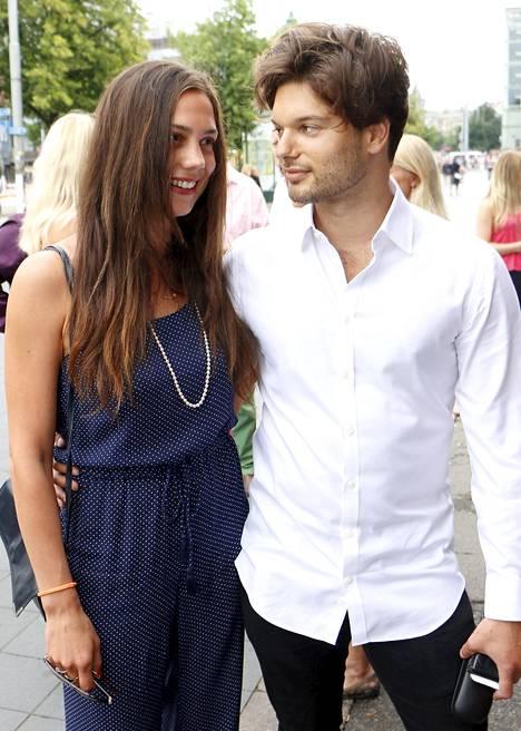 Manuelan ja Kasimirin esikoinen syntyi keväällä 2014.