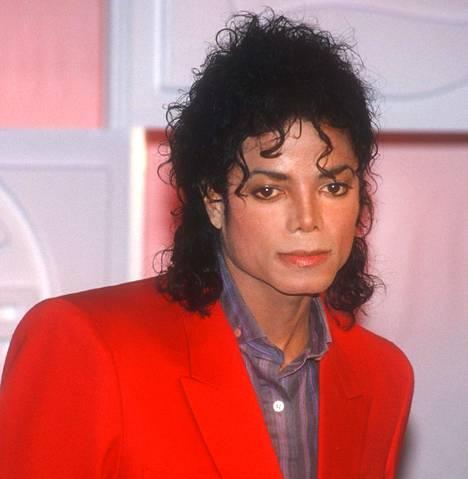 Michael Jackson vuonna 1985.