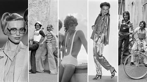 Muun muassa tältä näytti aito 70-luku.