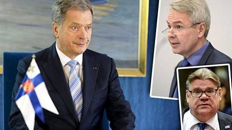 Sauli Niinistö on IS:n kyselyn mukaan kansan ylivoimainen suosikki seuraavissa presidentin vaaleissa. Pekka Haavisto sai toiseksi eniten kannatusta. Timo Soini jäi kauas kahden kärjestä.