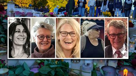 Poliisi on kertonut, ketkä kuolivat Norjassa keskiviikkoiltana tapahtuneessa hyökkäyksessä.