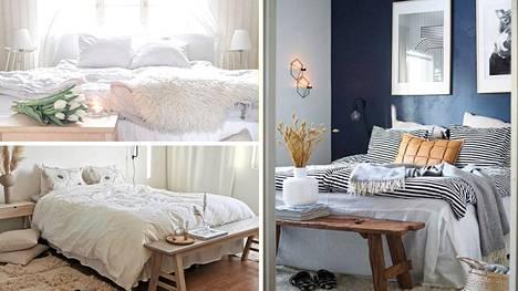 Suomalaisten sisustajien makuuhuoneet näyttävät mallia siitä, kuinka upea makkari voi parhaimmillaan olla.
