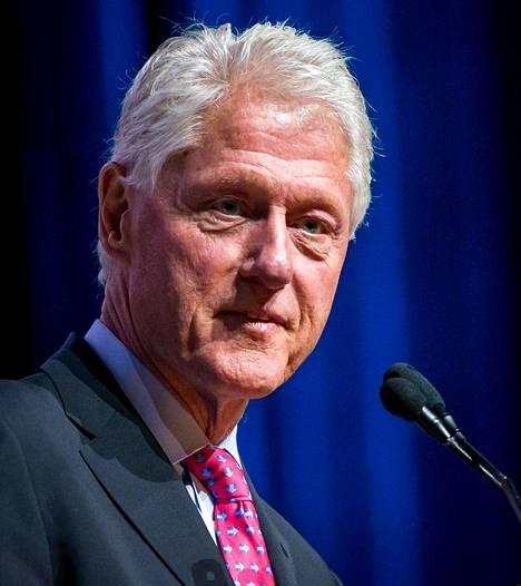 Bill Clintonilla ja Monica Lewinskyllä oli salasuhde kahden vuoden ajan.